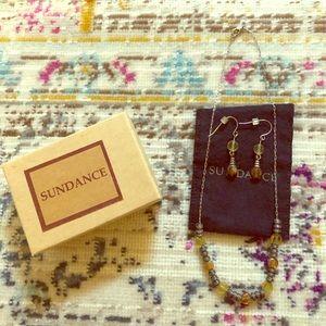 Sundance Jewelry Set